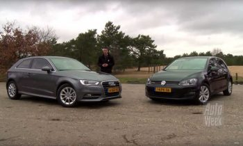 Audi A3 Ultra vs. VW Golf Bluemotion