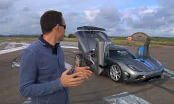 Koenigsegg vs Ford Focus