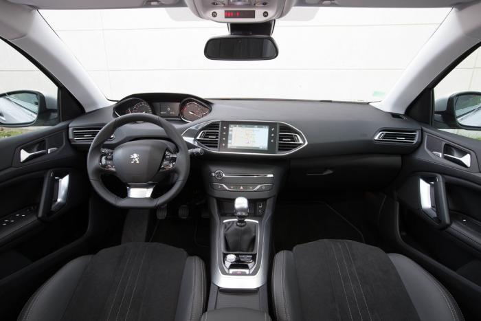 Test Peugeot 308 SW 2014
