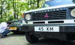 Auto ombouwen tot 45km-auto