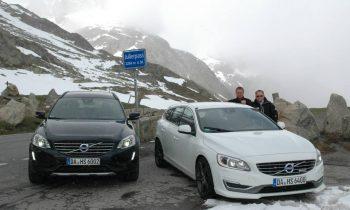Heico test Volvo D4 tuning