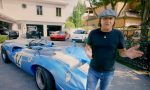 De auto's van Brian Johnson