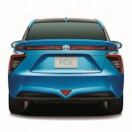 Toyota Fuell Cell Sedan 2015