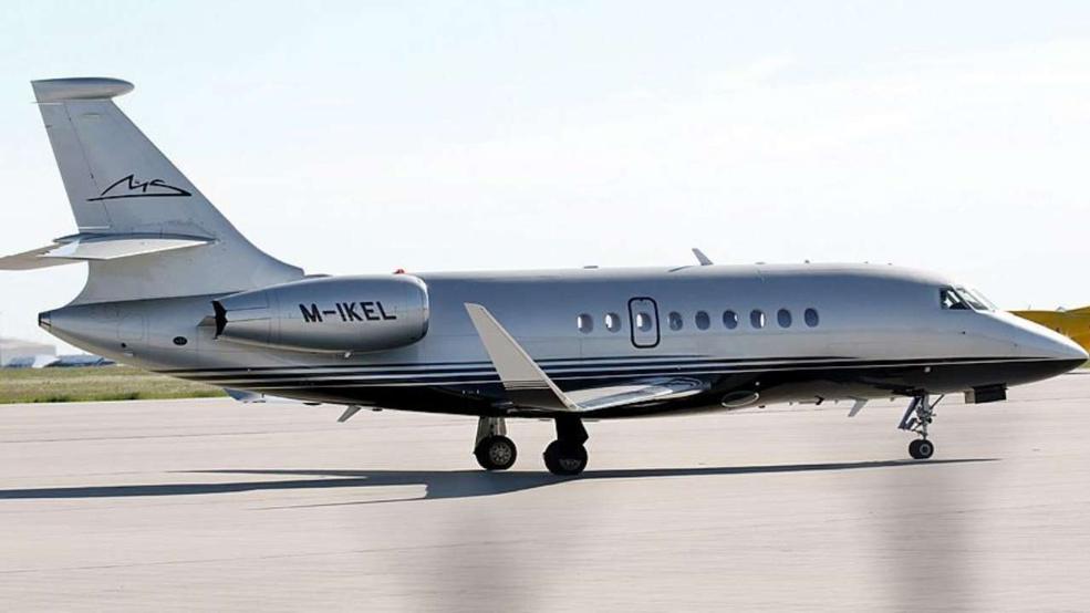 Priv 233 Jet Michael Schumacher Te Koop Slechts 20 Miljoen