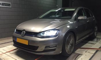 OBD chiptuning Golf 7 Bluemotion 1.6 TDI 110 pk