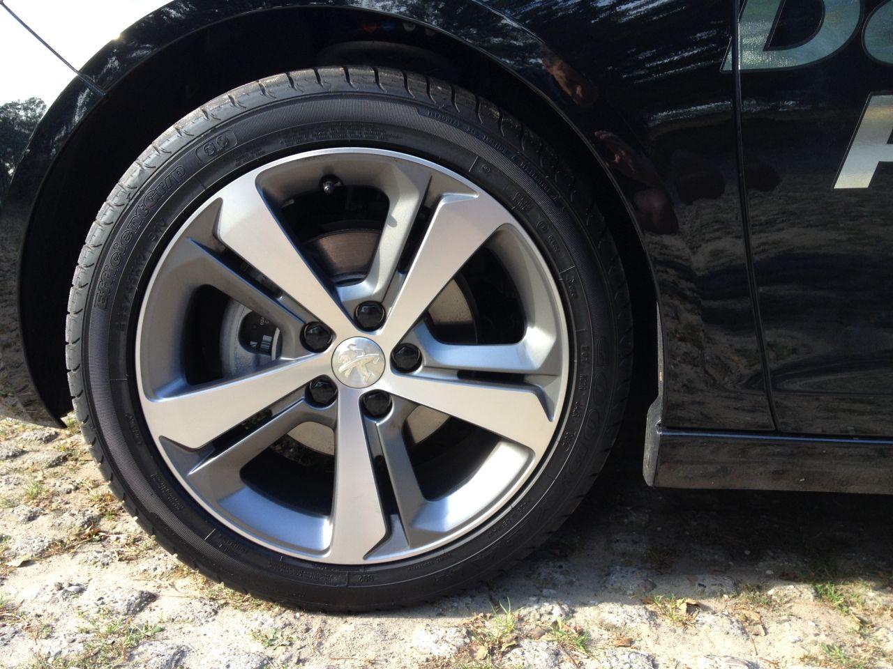 17 Inch Rubis Velgen Peugeot 308 Carblogger