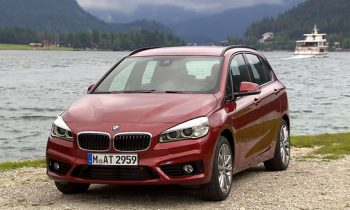 Test BMW Active Tourer