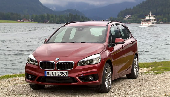 rij impressie bmw 2 serie active tourer carblogger. Black Bedroom Furniture Sets. Home Design Ideas