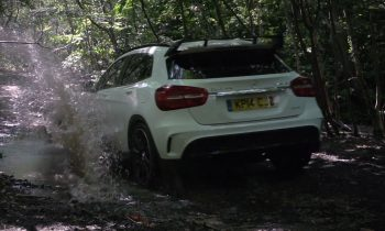 Test Mercedes GLA45