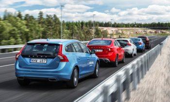 Volvo treintje
