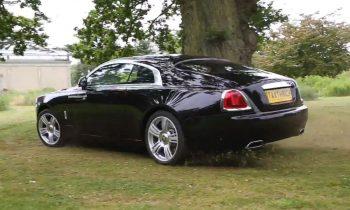 Drift Rolls Royce