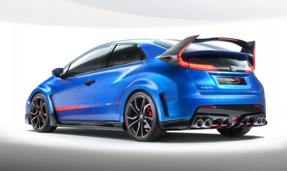 Honda Civic Type-R Concept 2015
