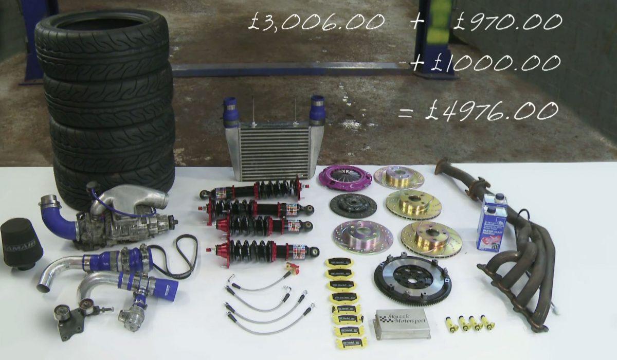 Mazda MX-5 tuning