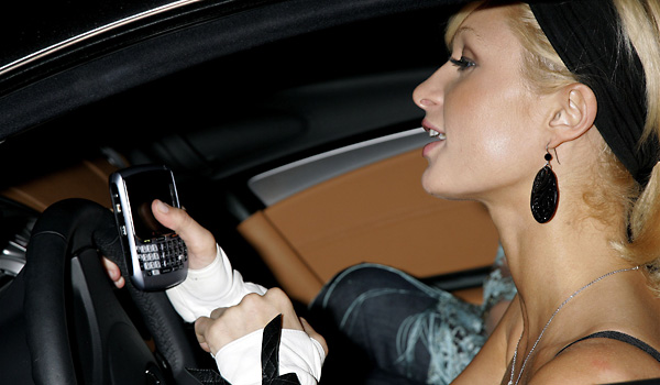 Bellende Paris Hilton