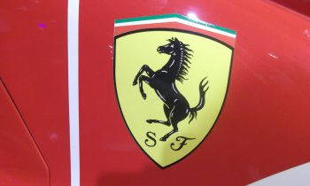 Ferrari logo Shell Eco - Franky Rein
