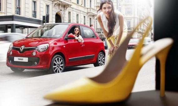 Renault Twingo fashiontrip