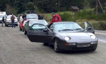 Top Gear Falkland nummerplaat