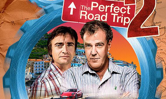 Top Gear Road Trip 2