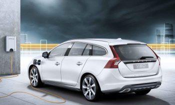 Volvo V60 Plug-in hybride