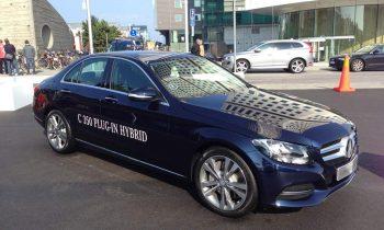 Mercedes C350e PLUG-IN HYBRID