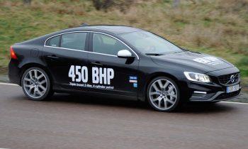 Volvo S60 triple-boost 450pk