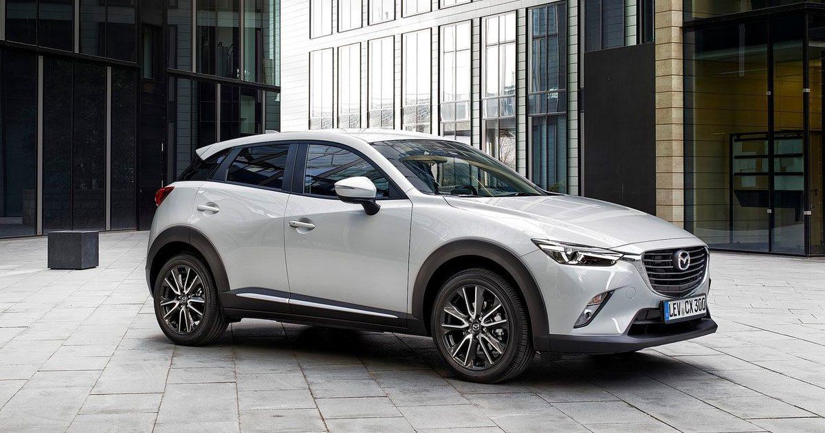 Mazda's CX-3: oogt leu...