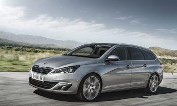 Peugeot 308 SW heeft weer 14% bijtelling
