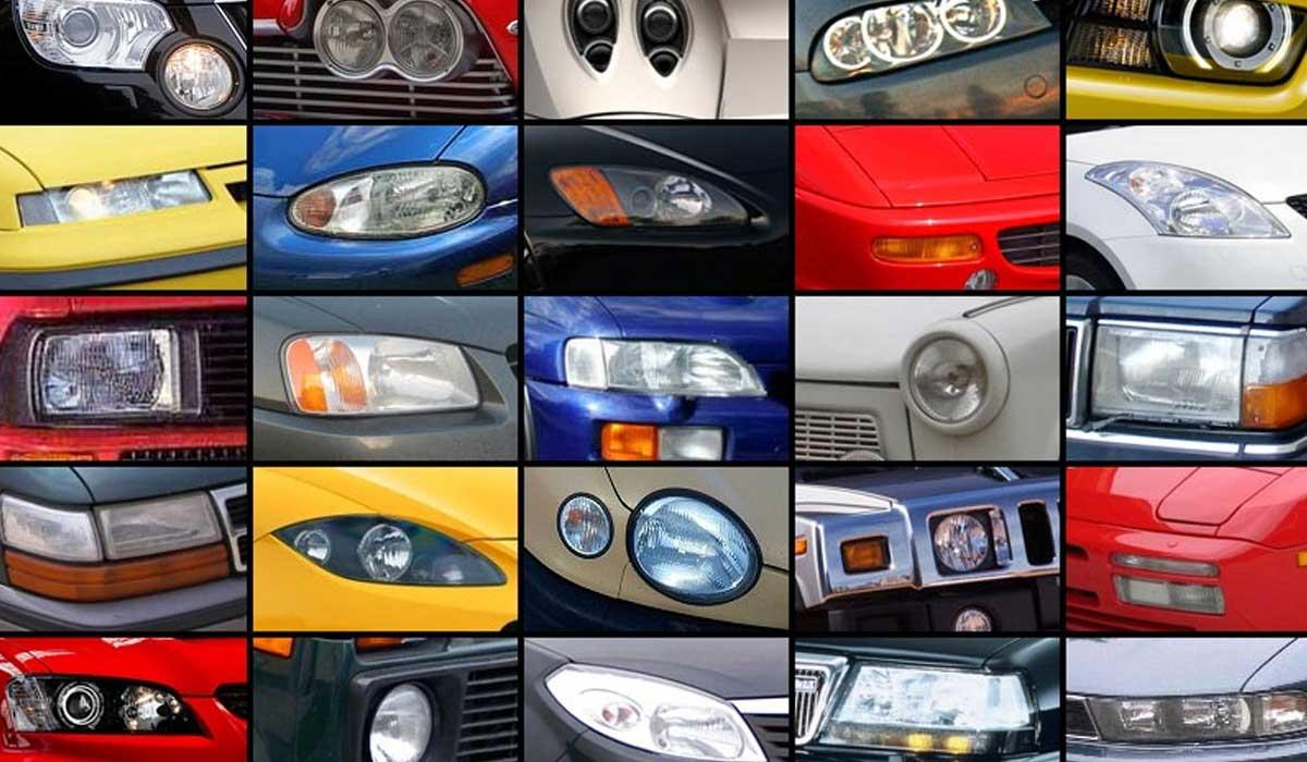 koplampenquiz, quiz voor autokenners
