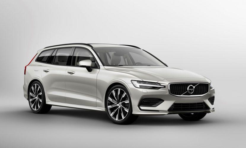 Volvo V60 T6 AWD 2018