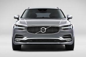 Volvo V90 2016 front