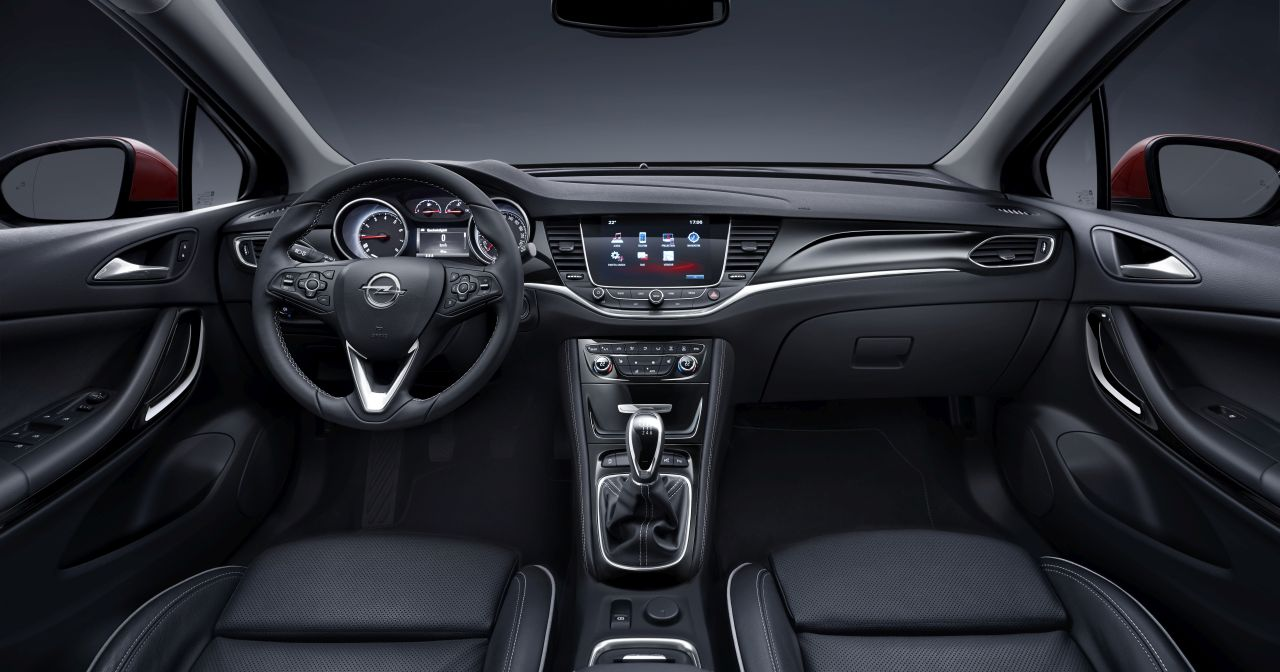 Interieur opel astra k 2015 2016 carblogger for Opel astra h interieur