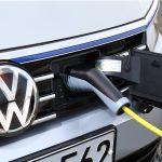 Laadstekker Volkswagen Passat GTE