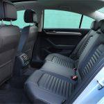 Achterbank Volkswagen Passat GTE (2015)