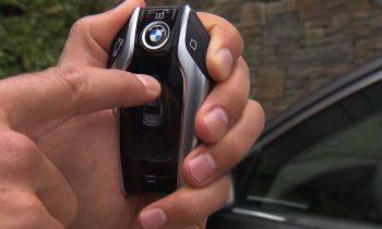 BMW 7-serie 2015/2016