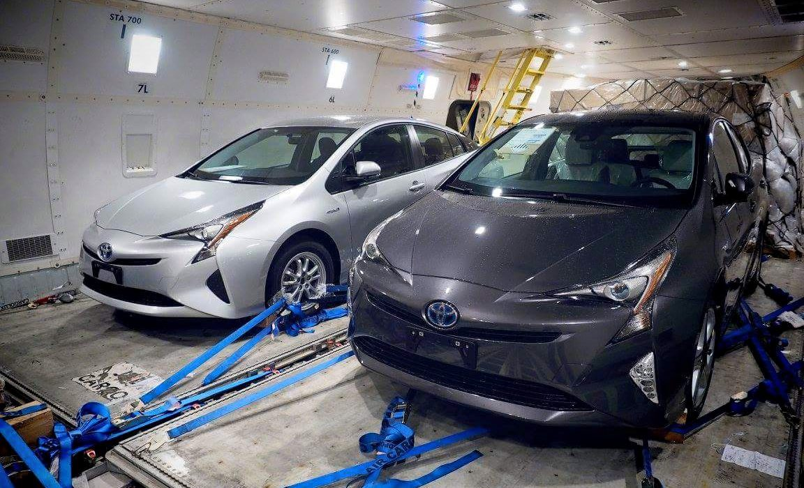 Toyota Prius 2015/2016