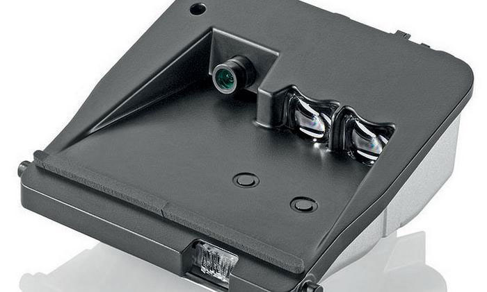 Camera + laser voor achter voorruit