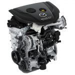 Mazda 1.5 liter SKYACTIV-D motor