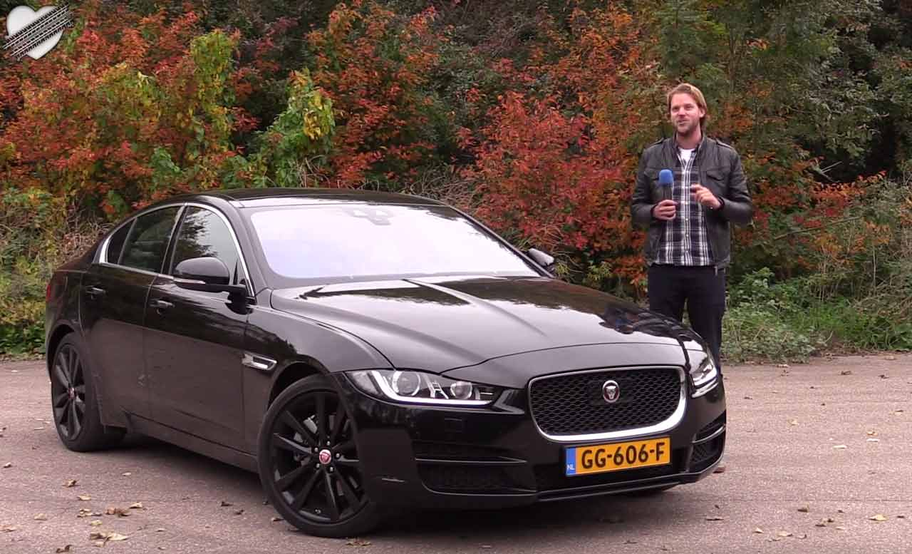 test jaguar xe 25t portfolio 2015 carblogger. Black Bedroom Furniture Sets. Home Design Ideas