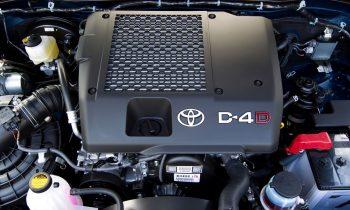 Toyota d4d dieselmotor