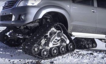 Toyota Hilux rupsbanden