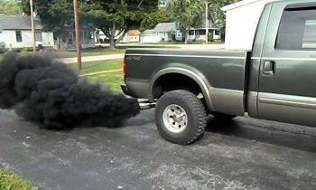 Geen roetfilter