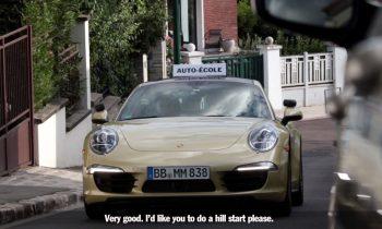 Porsche 911 lesauto
