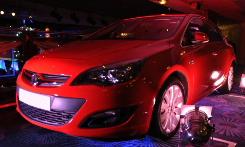 Opel/Vauxhall Astra Top Gear