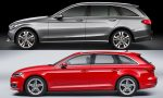 Audi A4 Avant vs. Mercedes C-klasse Estate