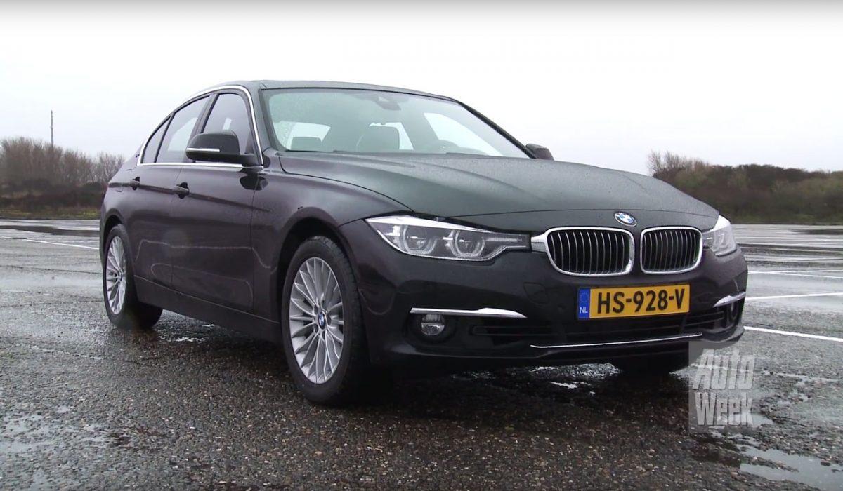 Test BMW 330e PHEV