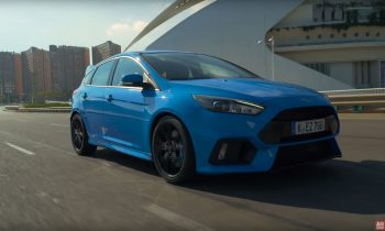 Test Ford Focus RS 2016