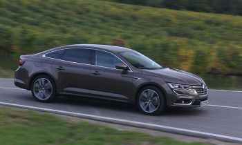 Test Renault Talisman sedan