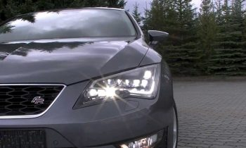 Full LED-koplampen Seat Leon