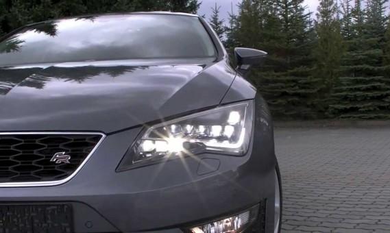 Full LED-koplampen Seat Leon
