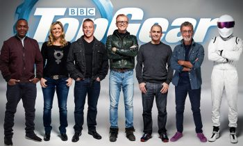 Presentators Top Gear